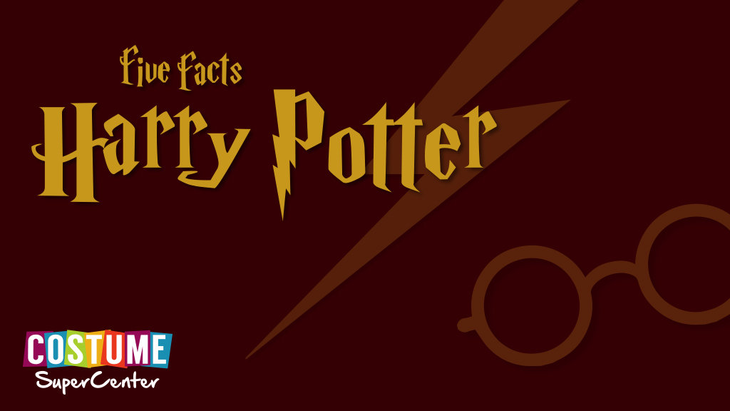 Five Facts Harry Potter