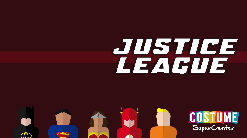 Justice League Infographic
