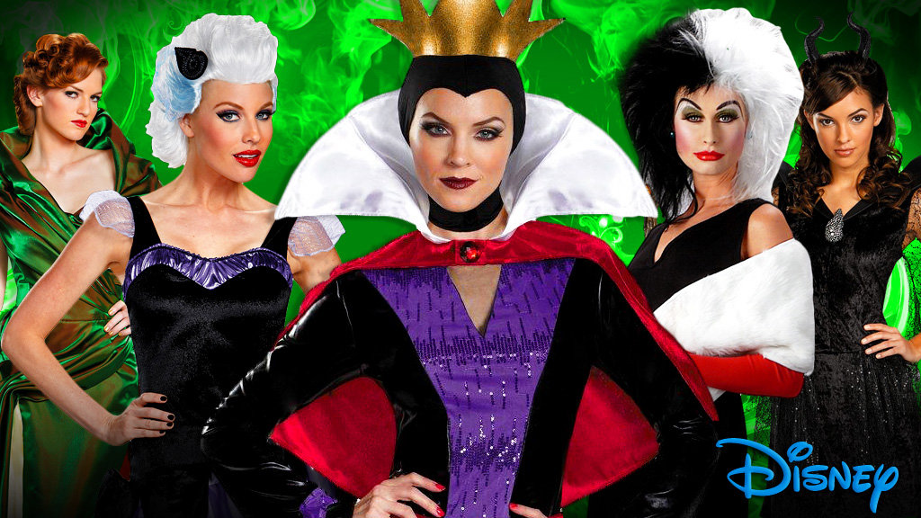 Disney Villains Costumes
