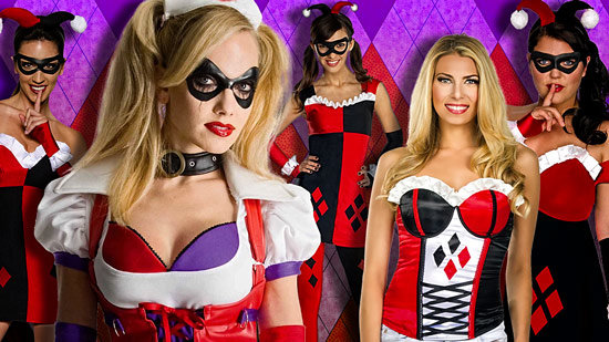 Harley Quinn Costumes