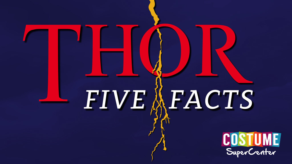 Five Facts About Thor Infographic