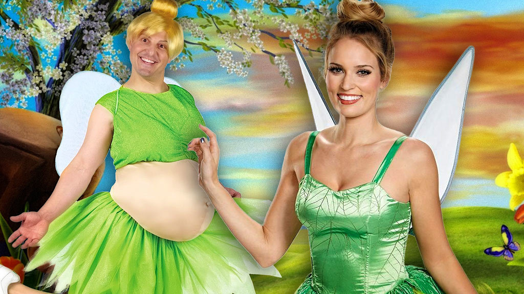 Tinkerbell Adult Costumes