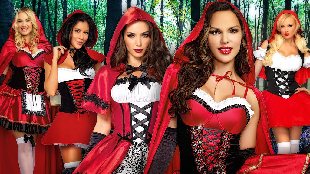 Sexy Little Red Riding Hood Costumes