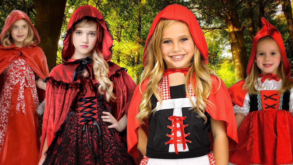Girls/Baby Red Riding Hood