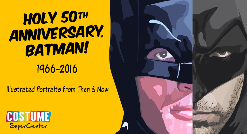 Batman 50th Anniversary