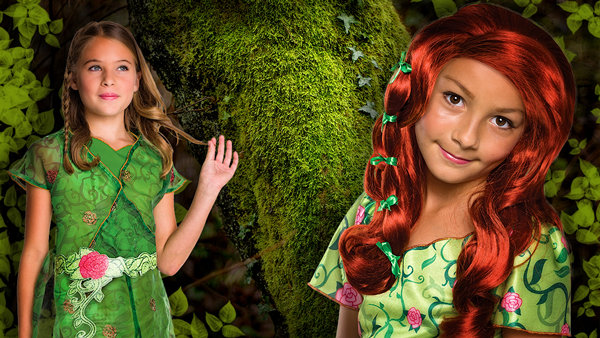 Poison Ivy DC Superhero Girls Costumes