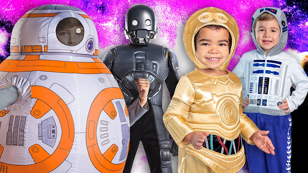 Star Wars Droids Costumes