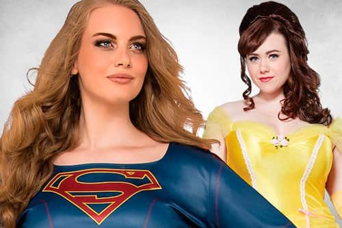 Plus Size TV & Movie Costumes