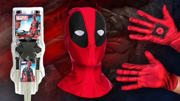 Deadpool Accessories