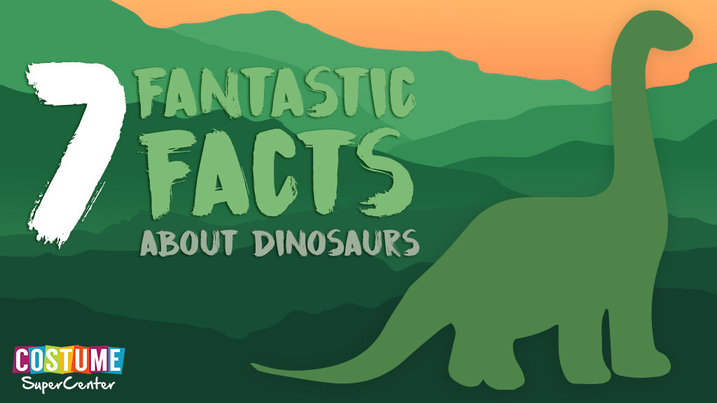Dinosaur Facts Infographic