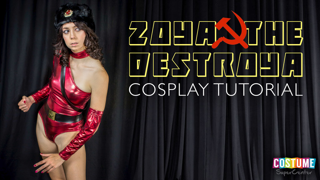 Zoya the Destroya Cosplay