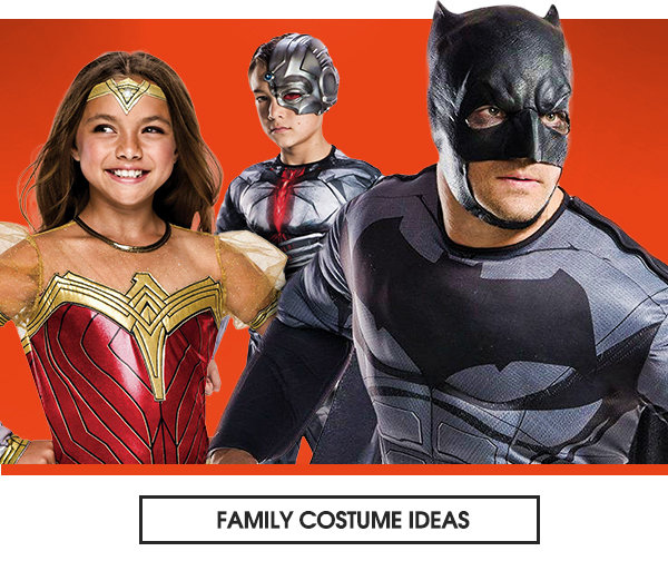 Mens Family Costumes