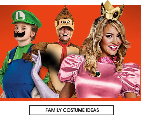 Women Family Costumes