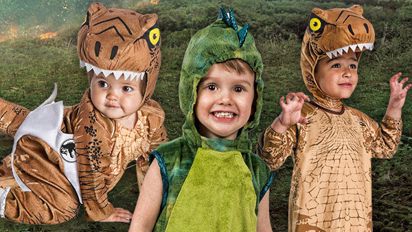 Dino Baby Jumpers