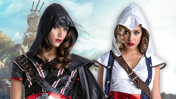 Assassins Creed Womens