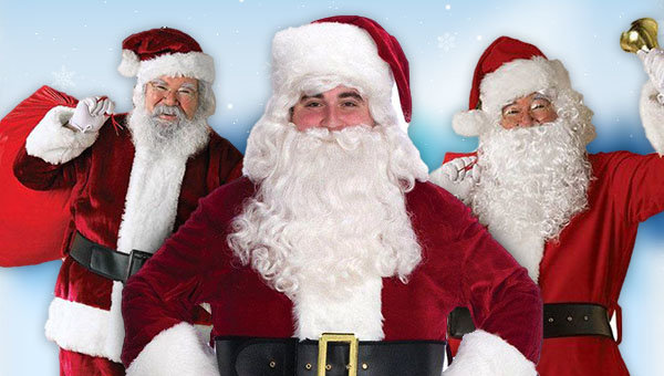 Santa Suits for all occasions