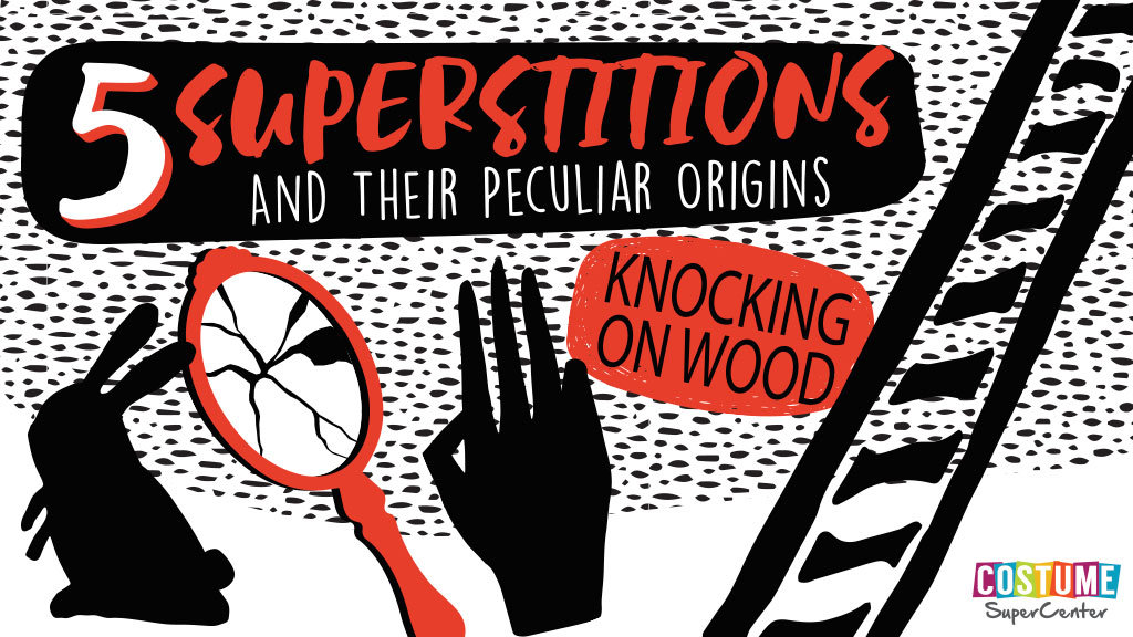 5 Superstition Facts Infographic