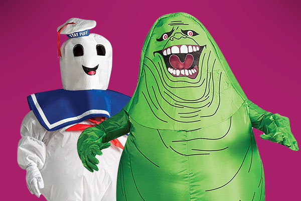 Inflatable Ghostbusters