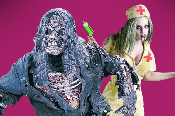 Adult zombies