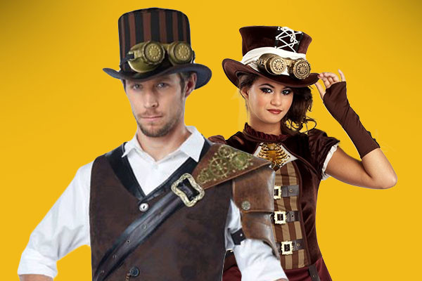 Steampunk Costumes Steampunk Halloween Costume For Adults