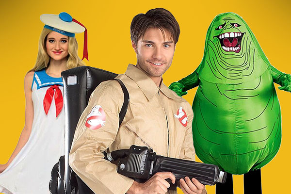 Adult ghostbusters
