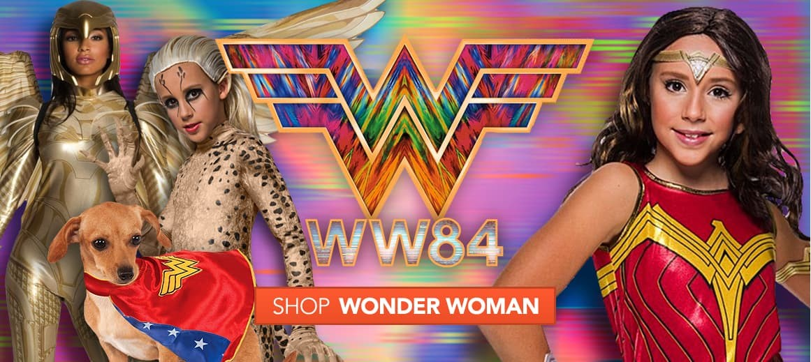 Shop Wonder Woman 1984 Costumes and Accessories
