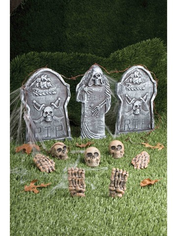 Dawn of the Dead Cemetery Kit