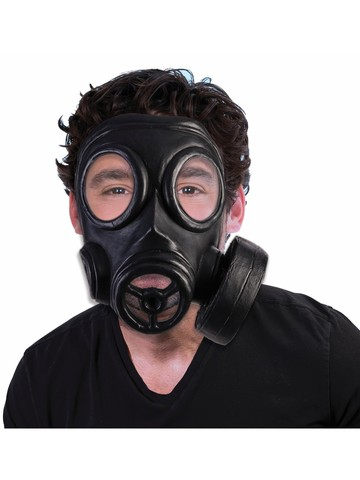 Standard Adult 1940's Gas Mask