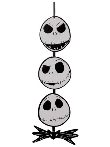 """The Nightmare Before Christmas 3 Face Jack Board - 20.5"""""""