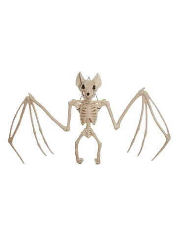 "22"" Bone Chilling Skeleton Bat"