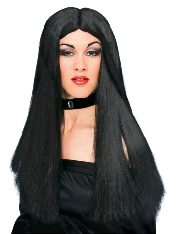 Witch Black Wig Accessory 24