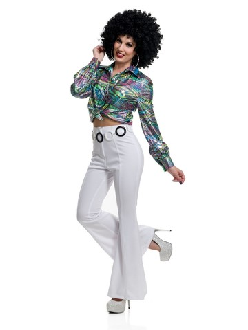 Women's 70 Disco Diva Shirt