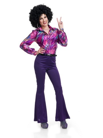 Women's 70s Era Disco Pants