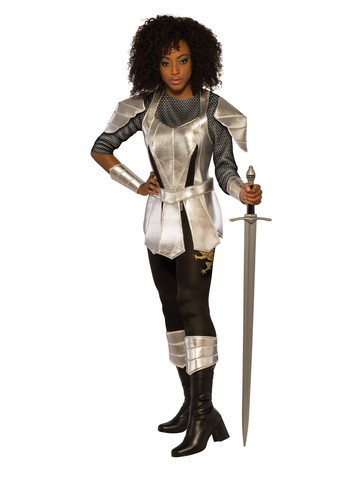 A Knight To Remember Womens Costume