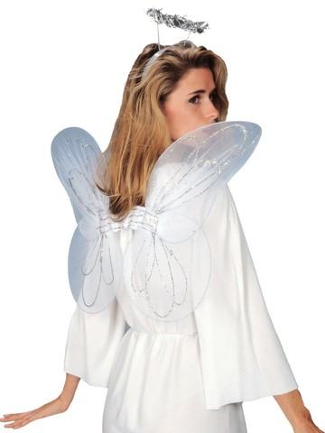 Adult Accessory Kit for Angel Costume