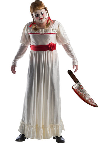 Adult Annabelle Costume Kit
