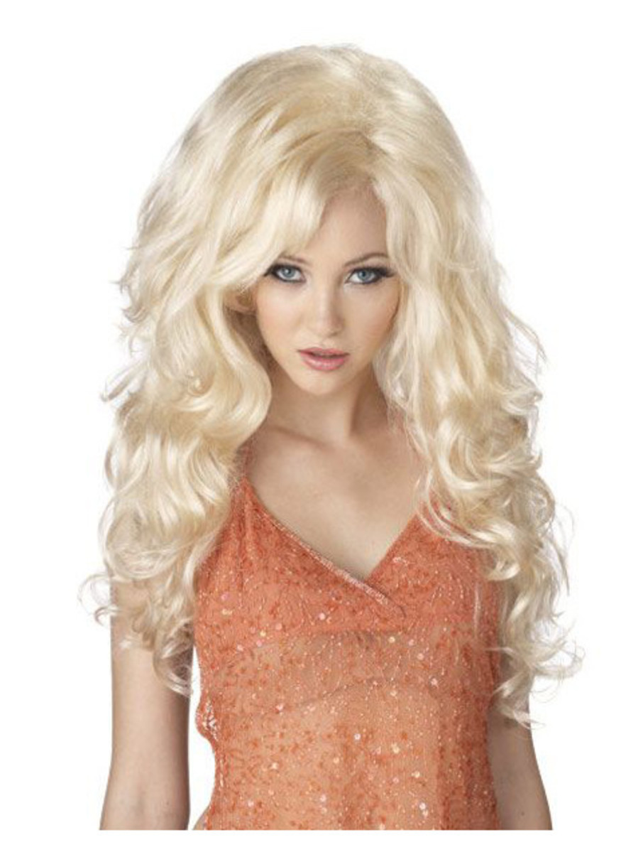 View larger image of Adult Bombshell Wig- Blonde