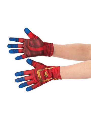 Captain Marvel Gloves Adult