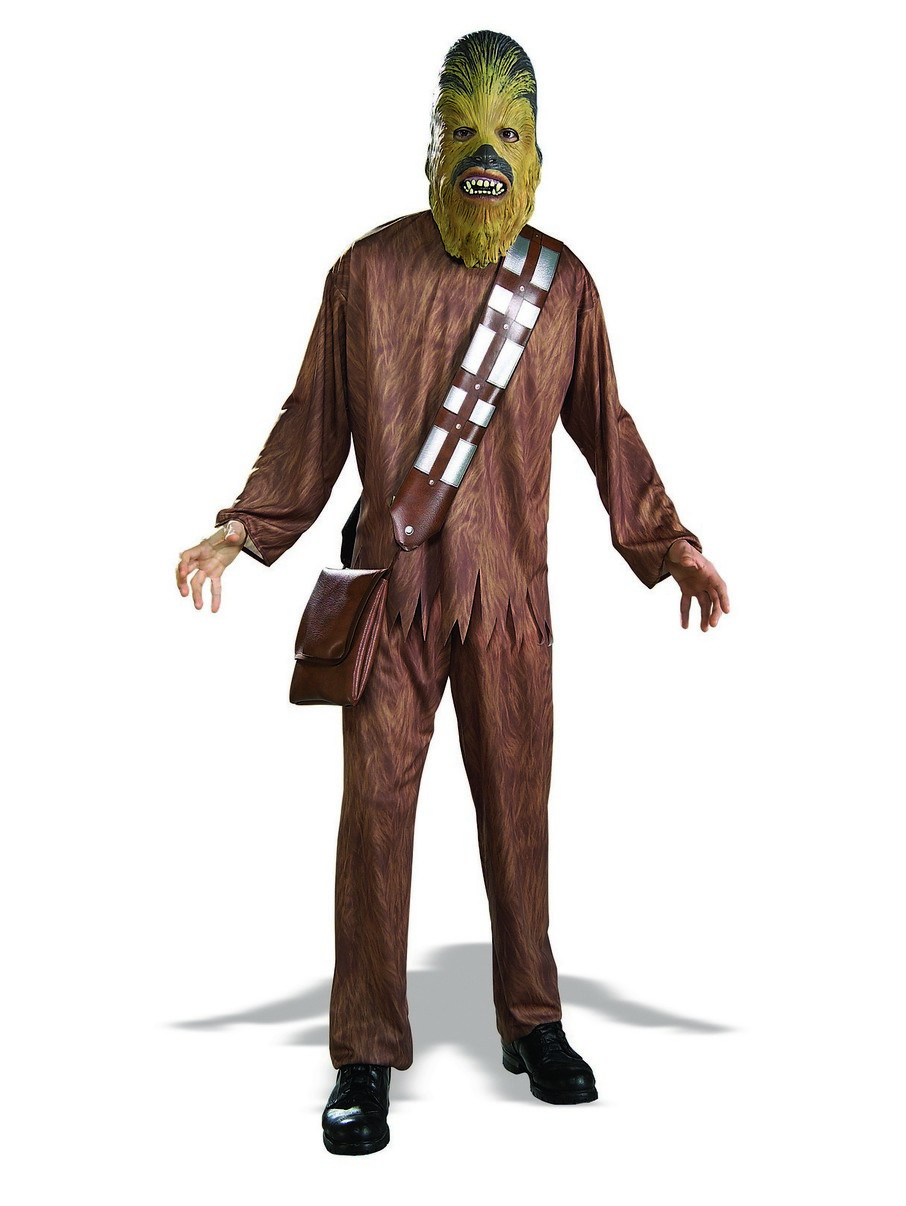 View larger image of Adult Chewbacca Costume
