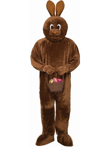 Chocolate Bunny Adult Costume