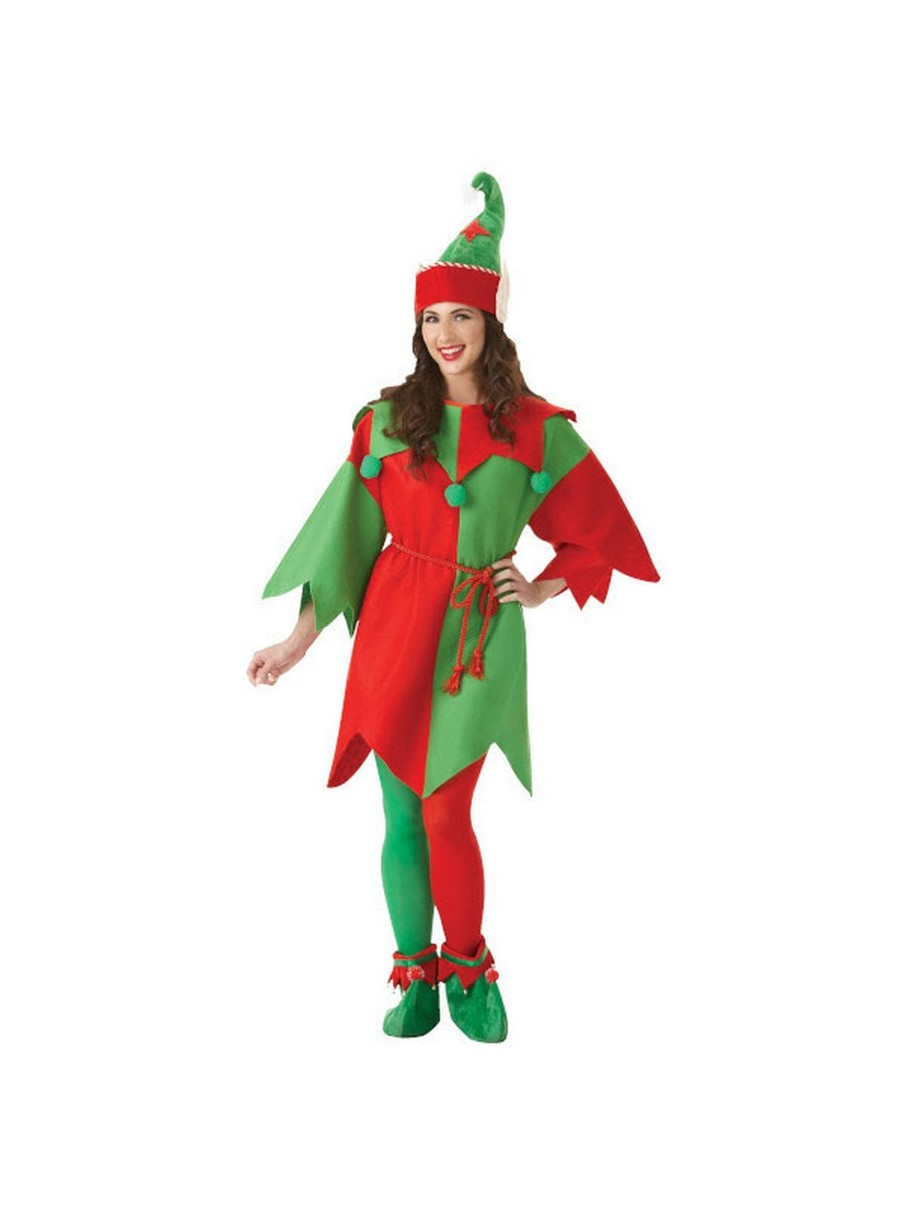 View larger image of Adult Elf Tunic Costume