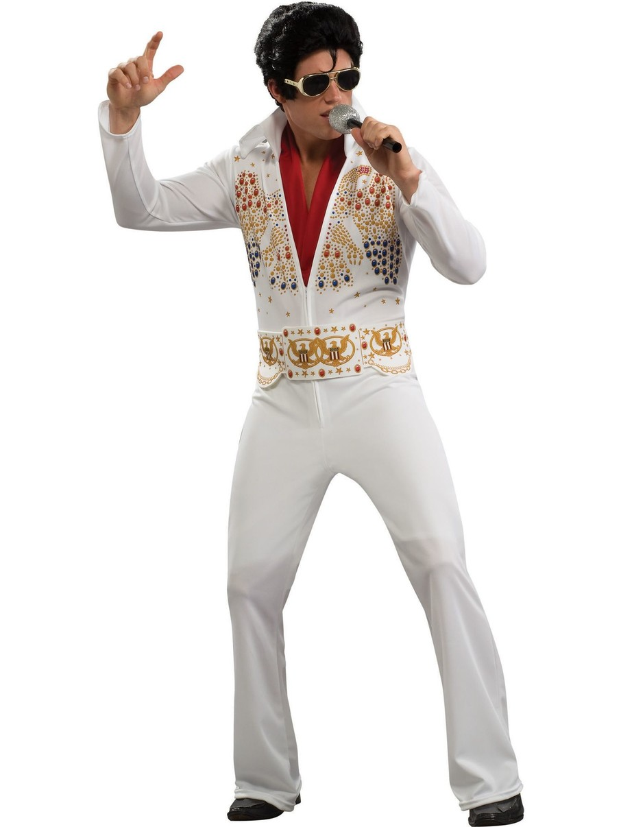 View larger image of Adult Elvis Costume