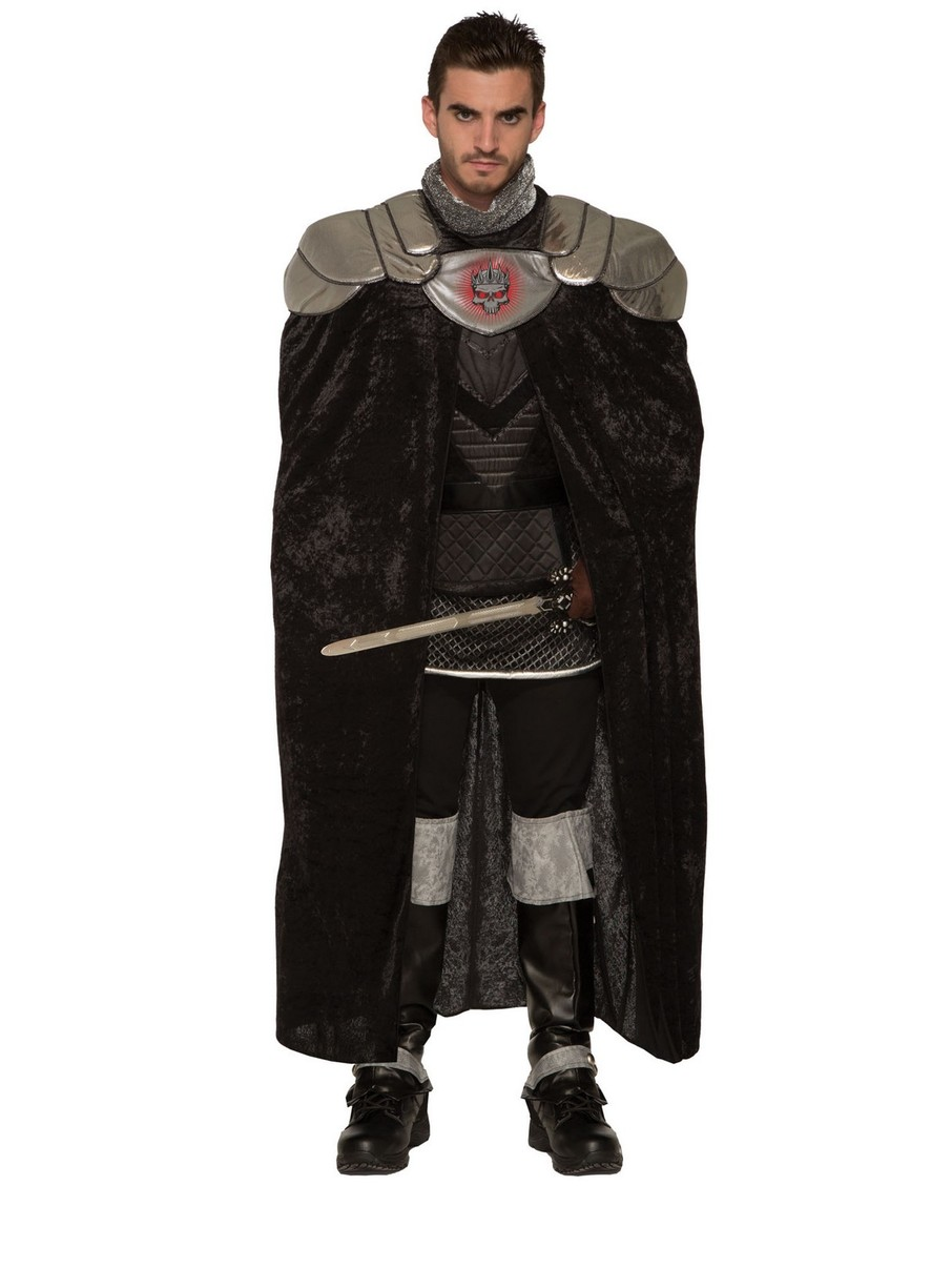 View larger image of Evil King Adult Cape Accessory