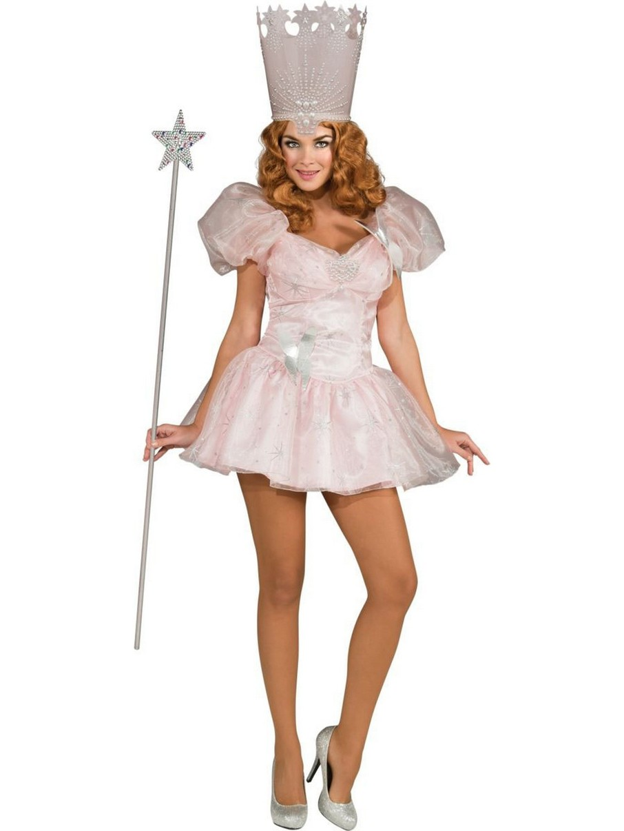 View larger image of Glinda the Good Witch Costume for Adults