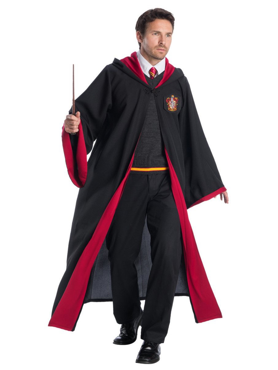 View larger image of Harry Potter Gryffindor Student Adult Costume