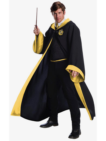 Harry Potter Hufflepuff Student Costume for Men