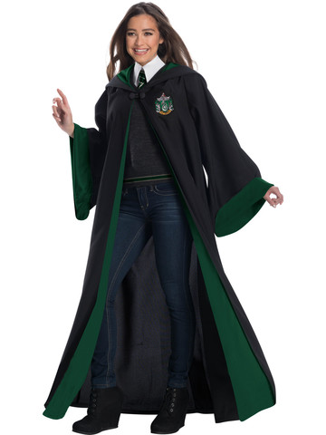 Harry Potter Slytherin Student Costume for Men