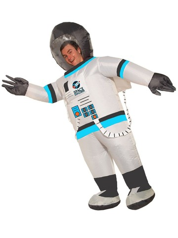 Adult Classic Inflatable Astronaut Costume