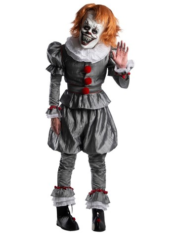 Pennywise IT Chapter 2 Costume for Adults