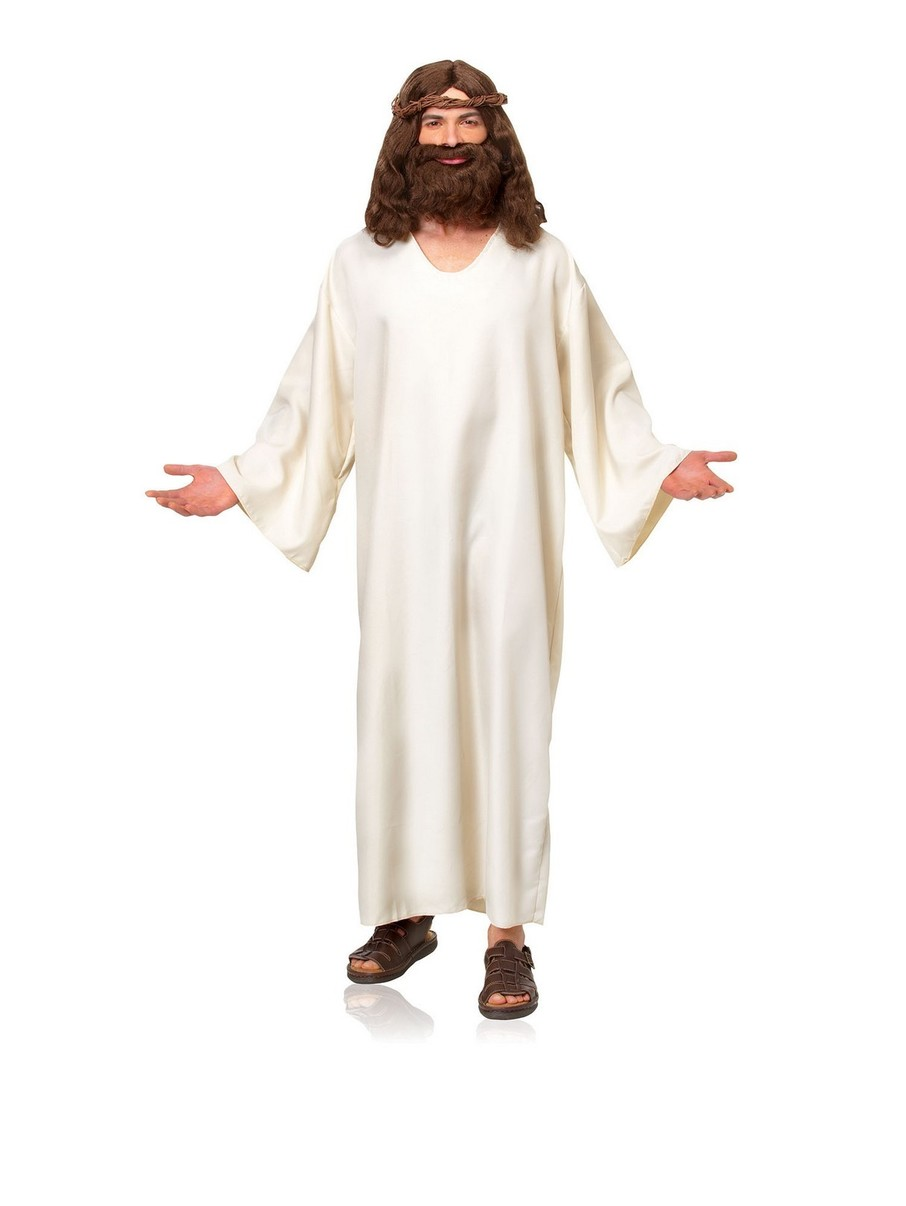 View larger image of Adult Jesus Robe Costume